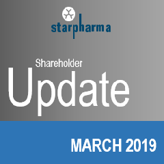 Shareholder Update March 2019