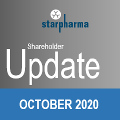 Shareholder Update October 2020
