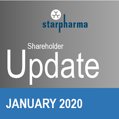Shareholder Update January 2020