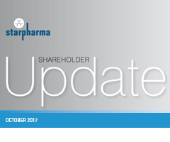 Shareholder Update October 2017