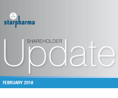 Shareholder Update February 2018