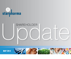 Shareholder Update: May 2013