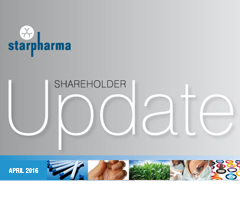 Shareholder Update April 2016