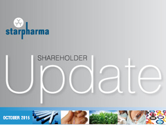 Shareholder Update October 2015