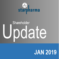 Shareholder Update January 2019