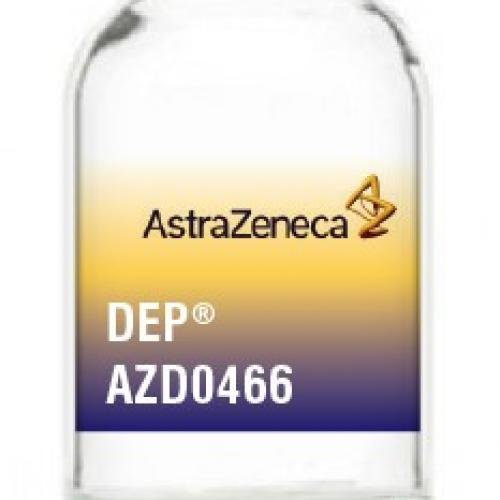 Commencement of phase 1 trial for AZD0466 utilising DEP®